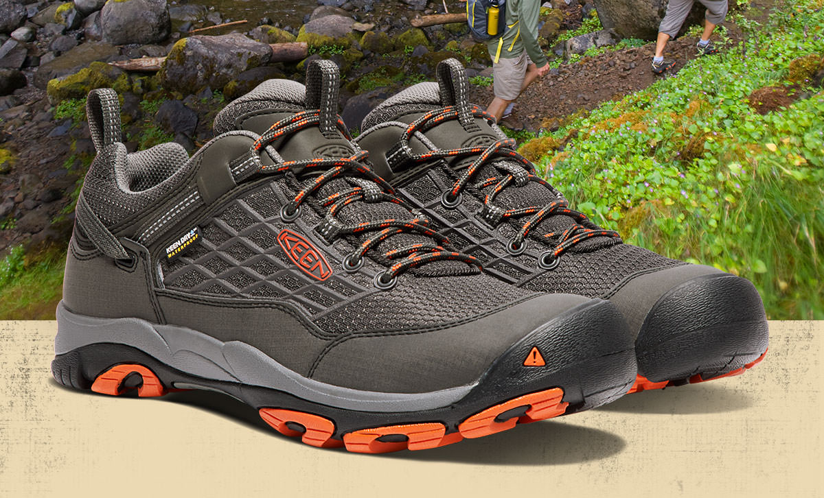 Weather is coming - KEEN Footwear Email